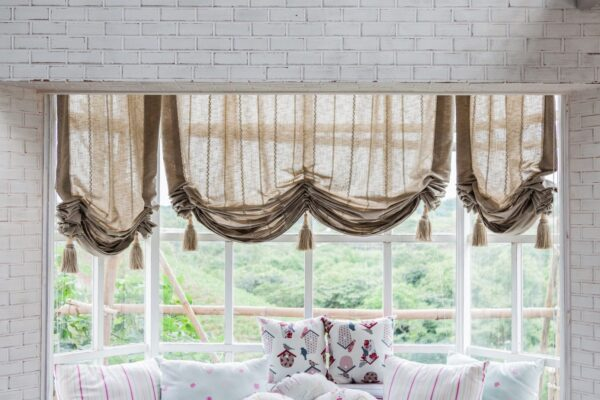 Window Coverings - Decorative and Functional